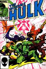 Incredible Hulk #306