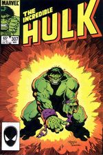 Incredible Hulk #307