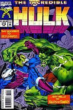 Incredible Hulk #419