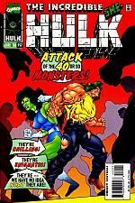 Incredible Hulk #442