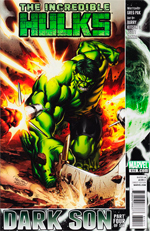Incredible Hulks #615