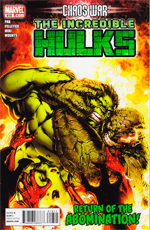 Incredible Hulks #618