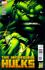 Incredible Hulks #635