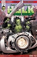 Incredible Hulk (2017 series) #710 cover