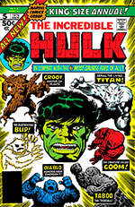 Incredible Hulk Annual #5