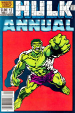 Incredible Hulk Annual #12
