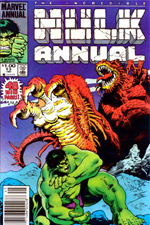 Incredible Hulk Annual #13