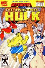 Incredible Hulk Annual #18