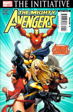 Mighty Avengers, The #1