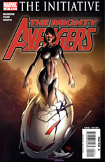 Mighty Avengers, The #2