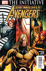 Mighty Avengers, The #3
