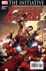 Mighty Avengers, The #4