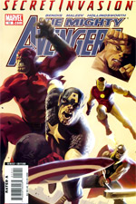 Mighty Avengers, The #12