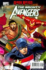 Mighty Avengers, The #22