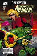 Mighty Avengers, The #23
