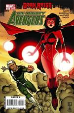 Mighty Avengers, The #24