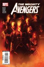 Mighty Avengers, The #31