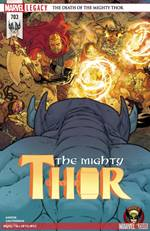 The Mighty Thor (2017 series) #703