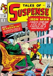 Tales of Suspense #50