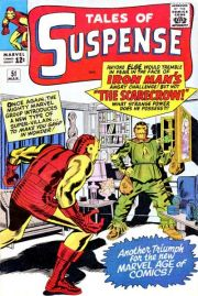 Tales of Suspense #51