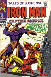 Tales of Suspense #97