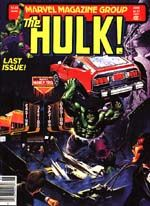 Rampaging Hulk, The / The Hulk! #27