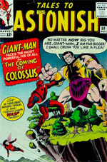 Tales to Astonish (1964 series)