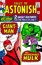 Tales to Astonish #60