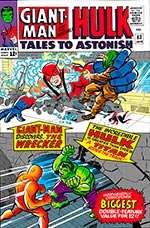 Tales to Astonish #63