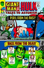 Tales to Astonish #68