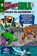 Tales to Astonish #73