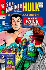 Tales to Astonish #74