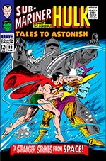 Tales to Astonish #88