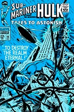 Tales to Astonish #98