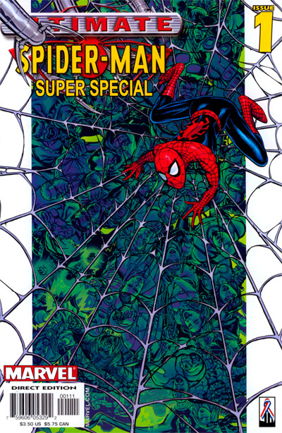 Ultimate Spider-Man Super Special #1