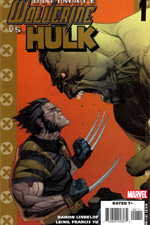 Ultimate Wolverine Vs. Hulk #1