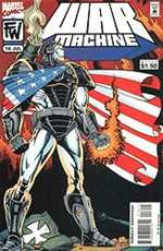 War Machine #16