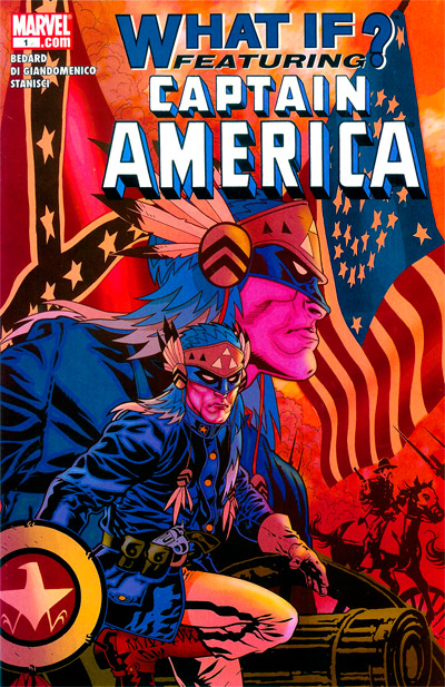 What if? Featuring Captain America  #1