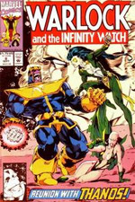 Warlock and the Infinity Watch #8