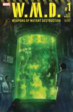 Weapons of Mutant Destruction: Alpha #1