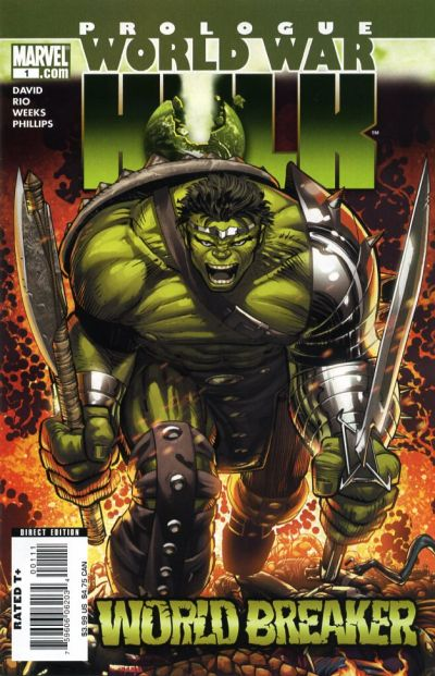 World War Hulk #0