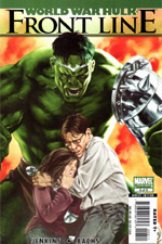 World War Hulk: Front Line #6