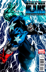 World War Hulks:  Captain America vs.  Wolverine #2