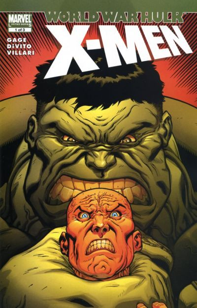 World War Hulk: X-Men #1