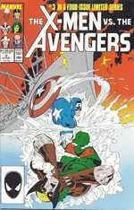 The X-Men vs. the Avengers #3
