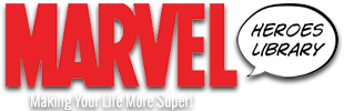 Marvel Heroes Library logo