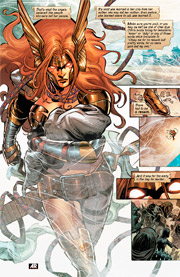 Page #2from Angela: Asgard