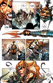 Page #3from Angela: Asgard