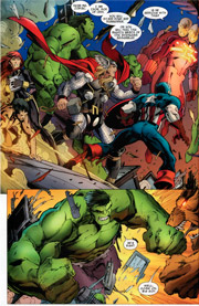 Page #1from Avengers Assemble #3