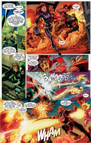 Page #3from Avengers Assemble #3